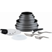 Tefal Ingenio Minute 15Piece Saucepan Set With Free Delivery