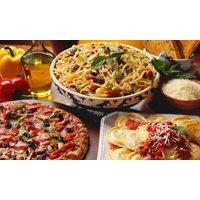 3-Gänge-Menü mit Pasta oder Pizza nach Wahl für bis zu 4 Personen in der Pizzeria 79