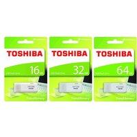 Toshiba TransMemory 16GB, 32GB or 64GB USB 2.0 Flash Drive