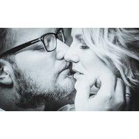 120 Min. Fotoshooting nach der Hochzeit inkl. 3 Bilder mit Goldlicht Studios