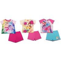 Girls' Summer Pyjamas Set
