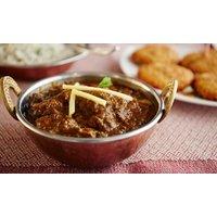 Ayurvedisches 6-Gänge-Menü für 2 Personen im Restaurant Namaste Nepal Wiesbaden