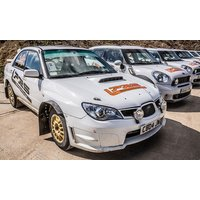 Up to 30 Laps of Rally Driving at Langley Park Rally School