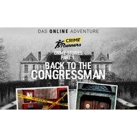 Online Escape Game Back to the Congressman für bis zu 4 Personen bei Crime Runners
