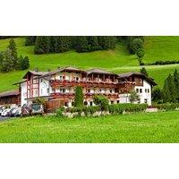 Trentino-Südtirol:3 bis 7 Nächtefür Zwei mit All Inclusive und Eintritt ins Erlebnisbad Cascade im Hotel Stegerhaus