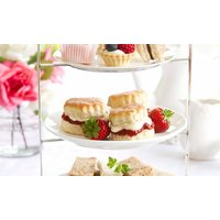Afternoon Tea for Two or Four at Catering at Linlithgow Golf Club