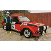 Six-Lap Escort Mk2 Kids Rally Driving Experience at Rally Rides (33% Off)