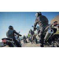 4,5 St. Motorrad Fun and Safe Training für 1 oder 2 Personen im ADAC Zentrum Olpe (43% sparen*)