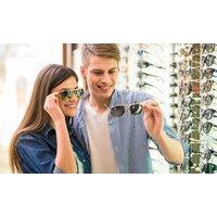 Wertgutschein über 100 oder 150 € anrechenbar auf Brillen/Sonnenbrillen mit Korrektionsgläsern bei Opti-Med. Augenoptik