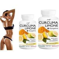 Bis zu 720 Tabletten Line@Diet Kurkuma, Zitrone + Grapefruit für Gewichtsmanagement