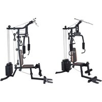 Fitnessstation von physionics (104 x 185 x 210 cm)