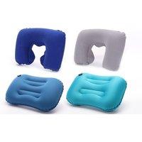 1x oder 2x aufblasbares Kissen in der Farbe und im Modell nach Wahl, inkl. Versand