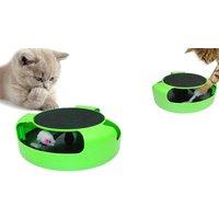 """1x oder 2x Spielzeug """"Fang die Maus"""" geeignet für kleine und große Katzen"""