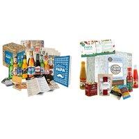 Geschenkboxen mit Bier oder Gewürz-Set inkl. Versand