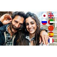 Online-Sprachkurs für Anfänger mit wiederholbarem Abschluss, Zertifikat und IQ-Test bei onLEXpa