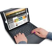 'Apachie Pu Keyboard Case For Ipad 2, 3, 4, Air, Air 2, Mini 1, Mini 2, Mini 3 Or Pro 9.7