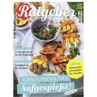 """Jahres-Abo (12 Ausgaben) der Zeitschrift """"Ratgeber Frau und Familie"""" mit 31,80 € Bar-Prämie"""