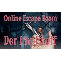 """90 Min. Online Escape Game """"Der Impfstoff"""" für 2-6 Personen bei Lenton Online Escape"""