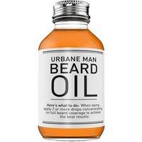 1x, 2x oder 3x Urbane Man Bartpflegeöl, 50 ml