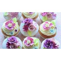 Motiv-Cupcake- oder Motiv-Torten-Workshop mit Fondant inkl. Getränken von Karolinas Zuckertraum