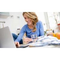 Online-Ernährungsberatung in 4 Terminen inkl. persönlichem Kursbuch von LebensWert