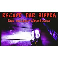 "Online Escape Game ""Escape the Ripper"" von Verschlusssache"