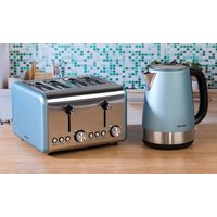 Salter Jug Kettle and Four-Slice Toaster