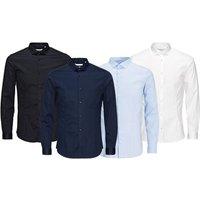 Groupon DE Jack & Jones Herren-Hemd in der Farbe und Größe nach Wahl