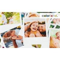 20 oder 50 Retro-Fotoabzüge im 10 x 13 cm Format von Colorland