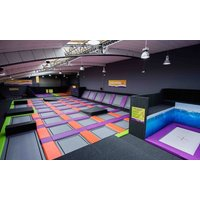 OneHour Jump Access for One, Two or Four at Jump4 Trampoline Park