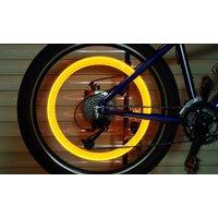 2x oder 4x LED-Leuchten für Räder in der Farbe nach Wahl