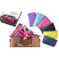 1x, 2x oder 3x Handtaschen-Organizer in der Farbe nach Wahl