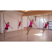 60 Min. Pole-Dance-Schnupperkurs für ein oder zwei Personen bei Pole Dance Krefeld