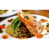 Italienisches 3-Gänge-Menü mit Fleisch oder Fisch bei Da Gigi Original Italienische Küche