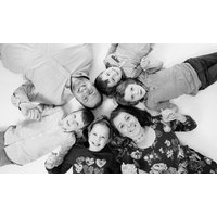'Family Photoshoot With Three Prints Or Photo Calendar At Maria Barry Photography