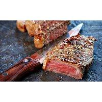 3-Gänge-Menü mit argentinischem Steak oder Lachsfilet für 2 oder 4 Personen im Restaurant Mirena (58% sparen*)