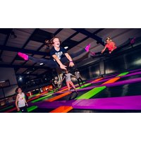TwoHour Trampoline Park Entry for One, Two or Four at Atmosphere Trampoline Park