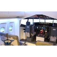 Erlebnisflug im Boeing-737-Flugsimulator im Pilot Flight Center in Hamburg oder Düsseldorf (bis zu 5