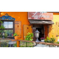 Toskanisches 4-Gänge-Candle-Light-Dinner für zwei Personen bei La Tosca (43% sparen*)