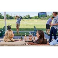 Golf Toptracer Range Fun auf der Driving Range inkl. Essen und Getränk bei Pulheim GolfCity (bis zu 60% sparen*)