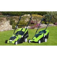 40V Cordless Lawnmower Series X1 or X2 with Optional Spare Battery With Free Delivery