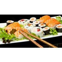 4-Gänge-Sushi-Menü für 2 Personen bei Sushikit