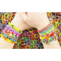 'Loom Bracelet Kit From Loomatics