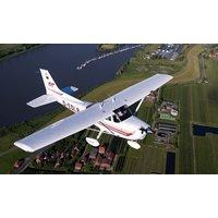 Bis zu 60 Min. mit Fluglehrer im Ultraleichtflugzeug selbst fliegen bei Canair Luftfahrtunternehmen