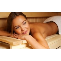 30 or 45Minute Infrared Sauna Session for One or Two at Heat Sweat Glow