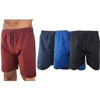 Herren-Badeshorts mit Taschen in der Farbe und Größe nach Wahl