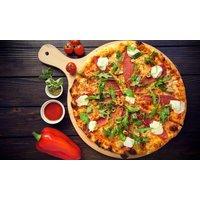 3-Gänge-Menü mit Pizza oder Pasta für 1-4 Personen bei Oregano Restaurant