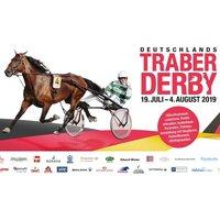 VIP- oder Tages-Ticket + Wettgutschein für die Derby-Woche auf der Trabrennbahn Mariendorf (bis zu 50% sparen)