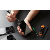 iPhone Screen Repair or Battery Replacement for Various Models at 338 Mobiles (Up to 50% Off)