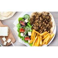Griechisches 4-Gänge-Menü für 2 oder 4 Personen bei Milos (bis zu 39% sparen*)
